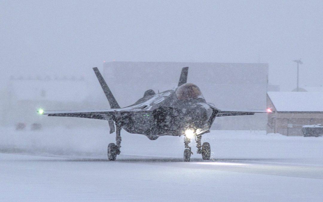 Polsko zakoupí 32 stíhaček F-35