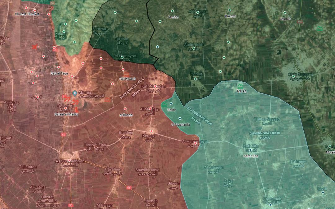 Nárůst napětí mezi Ruskem a Tureckem ohledně ofenzivy SAA v provincii Idlíb