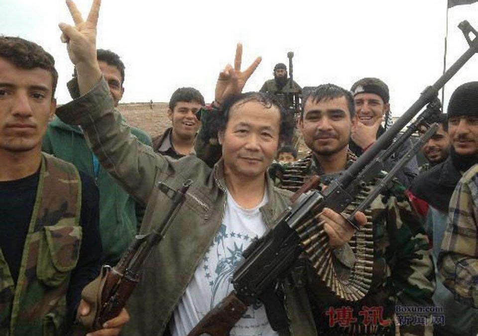 Turkičtí džihádisté stojí za falešnými informacemi o chemických útocích v Sýrii