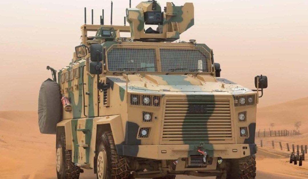 Turecká zbrojní diplomacie