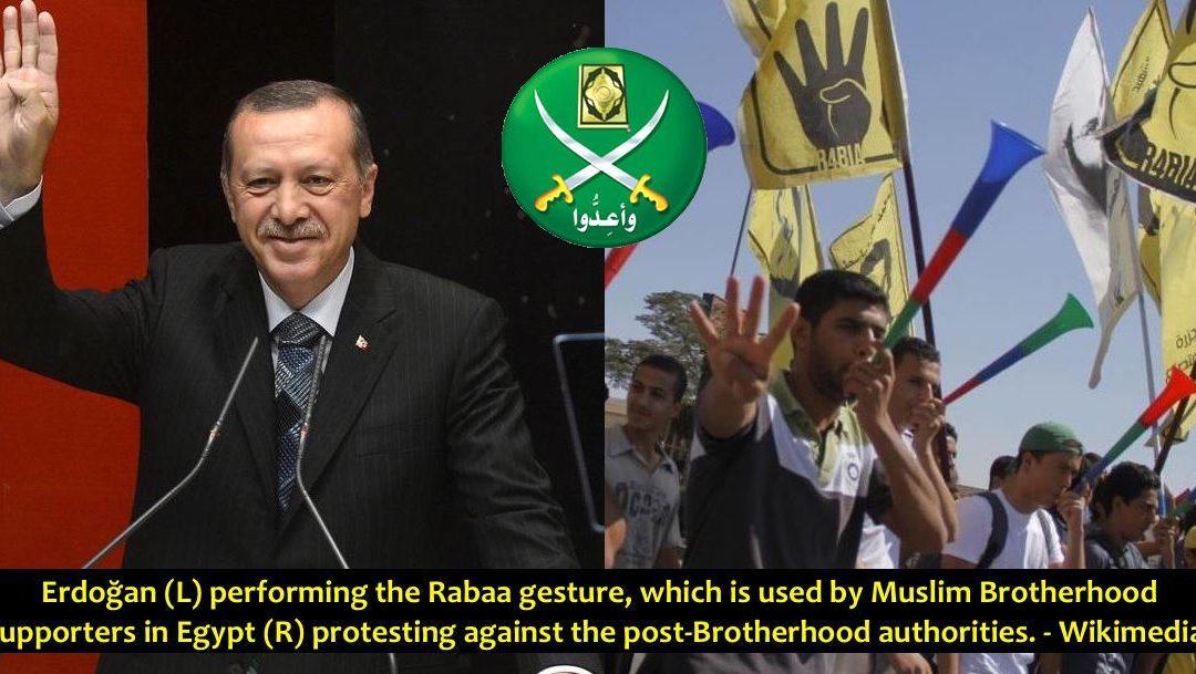 Které země ovládá Muslimské bratrstvo?