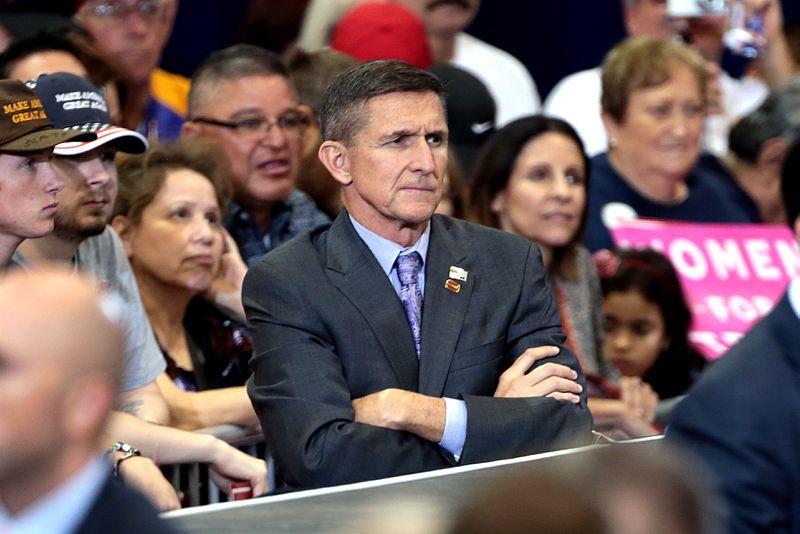 US prokuratura: Flynn zapleten do tajného ovlivňování ve prospěch Turecka