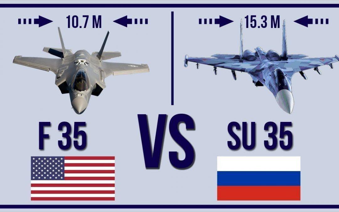 Rusko připraveno dodat Turecku stíhačky SU-35