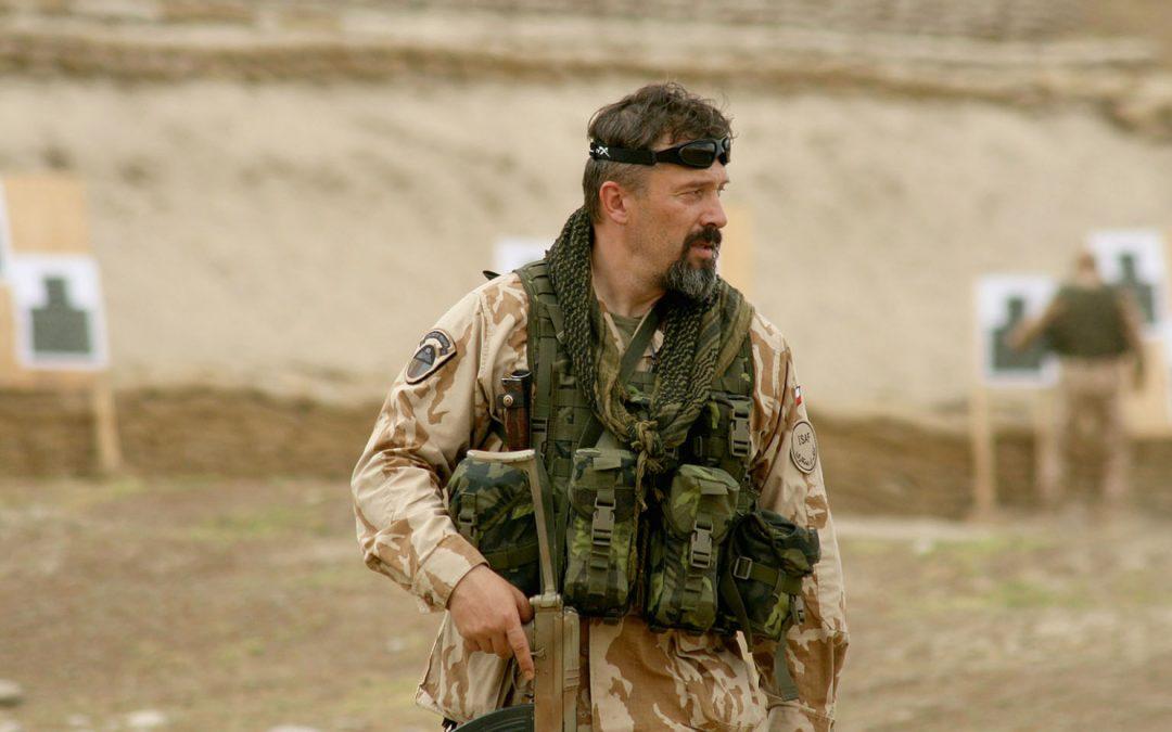 Bude obětí afghánského teroristy i generál Opata?