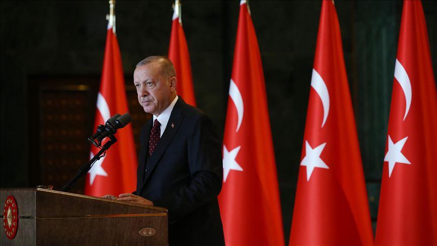 Erdogan oznámil brzké zahájení vojenské operace v severní Sýrii