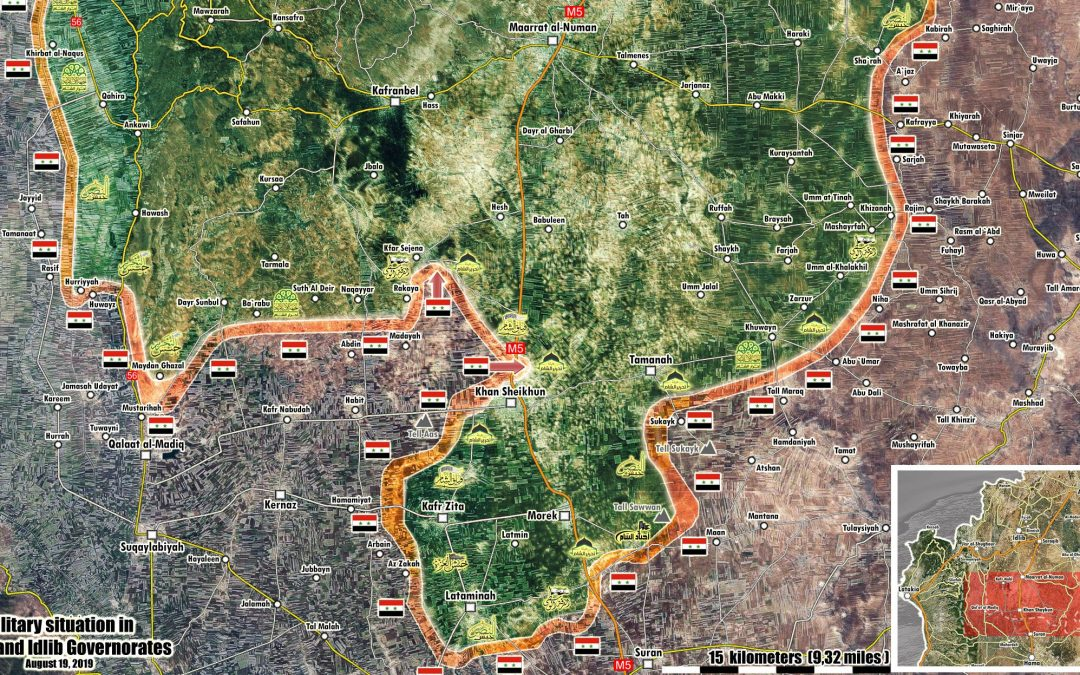 Druhá nejsilnější armáda NATO vymanévrovaná Assadem