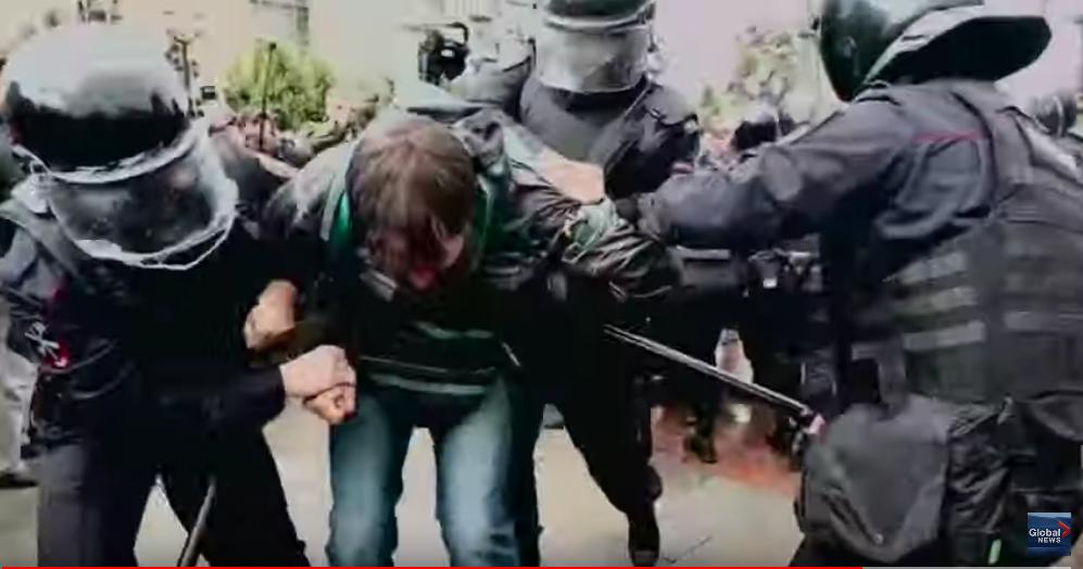 Týden občanských protestů