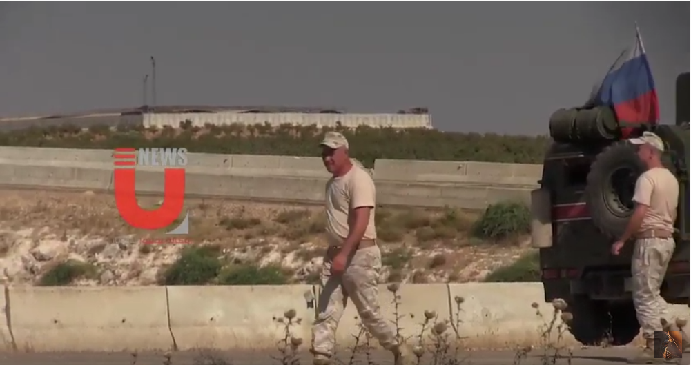 Ruské jednotky obklopily tureckou základnu