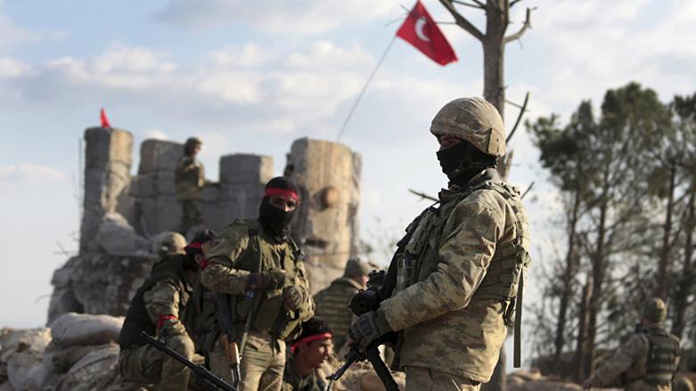 Nové boje v Afrinu
