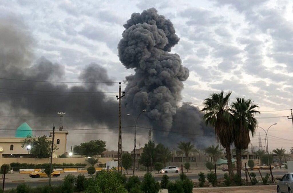 Irák má důkazy, že za náletem na Bagdád stojí Izrael