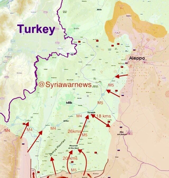 Rusko se dohodlo s Tureckem o Sýrii