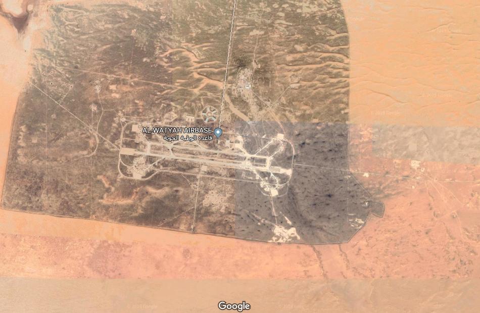 Rusko zřídilo leteckou základnu v Libyi