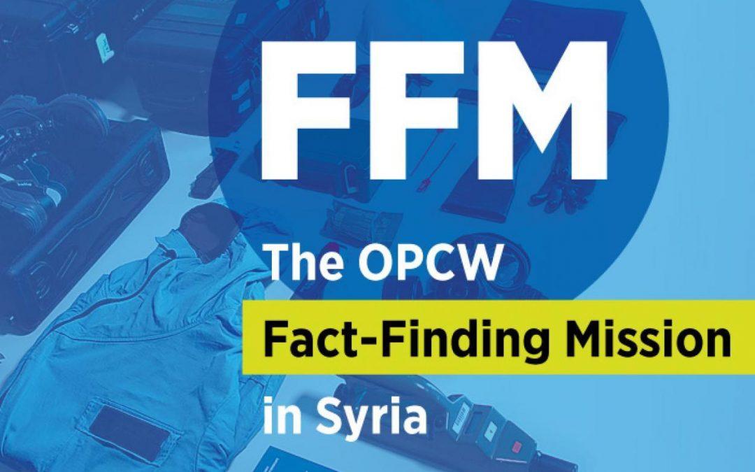 Whistleblower: zpráva OPCW ohledně chemického útoku v Doumě neodpovídá pravdě