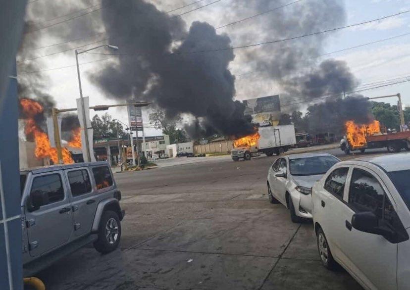 Mexická armáda ustupuje před útoky kartelu Sinaloa