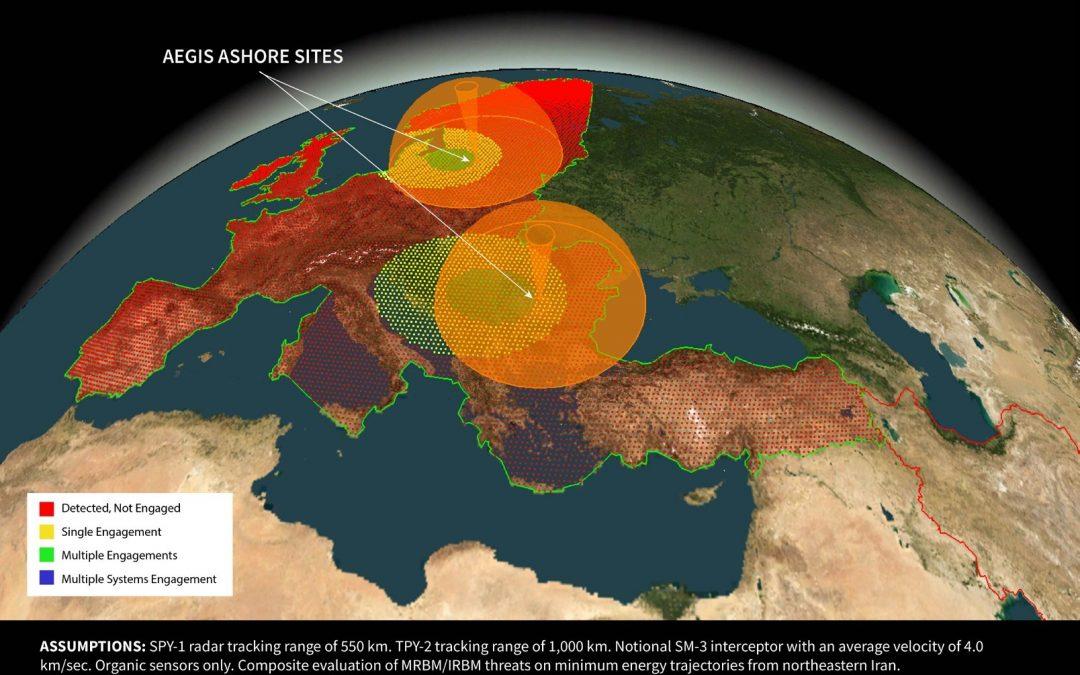 NATO má nedostatečný systém protiraketové obrany Evropy