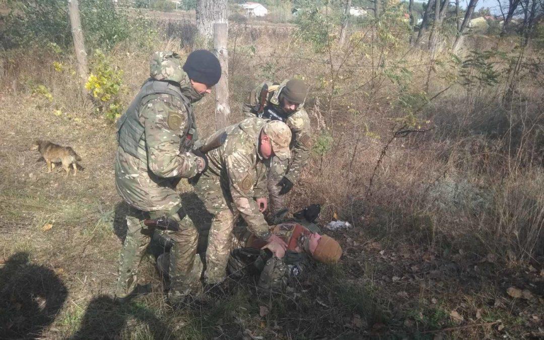 Část ukrajinských veteránů vyhrožuje vzpourou
