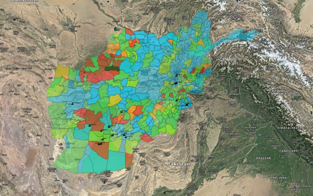 Situace v Afghánistánu