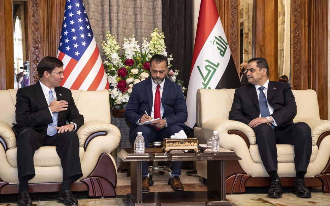 Irácký ministr obrany pobírá sociální dávky ve Švédsku