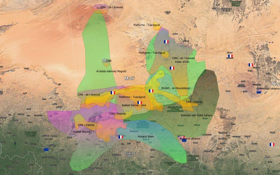 Vojenská situace v Mali