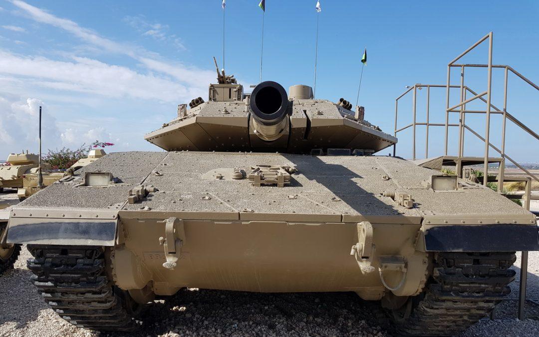 Merkava Mk. 4 Barak
