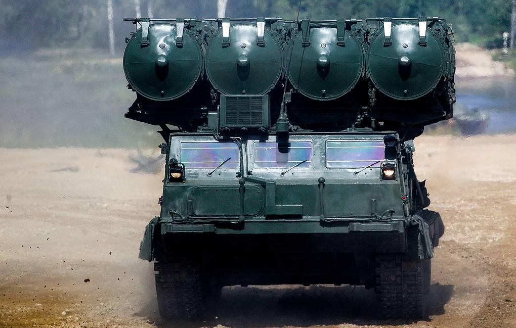 Irák vyjednává s Ruskem o akvizici systému PVO S-300