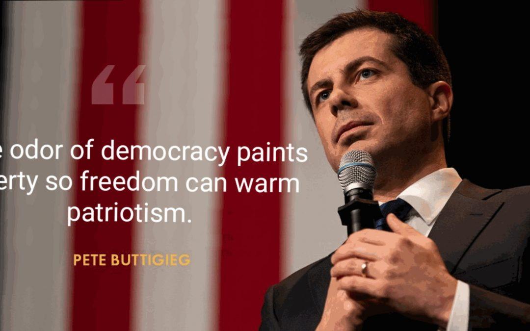 Americké tajné služby: všichni prezidentští kandidáti jsou ruští agenti, mimo Pete Buttigiega