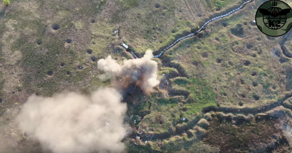 Ukrajinské jednotky zničily pozice separatistů