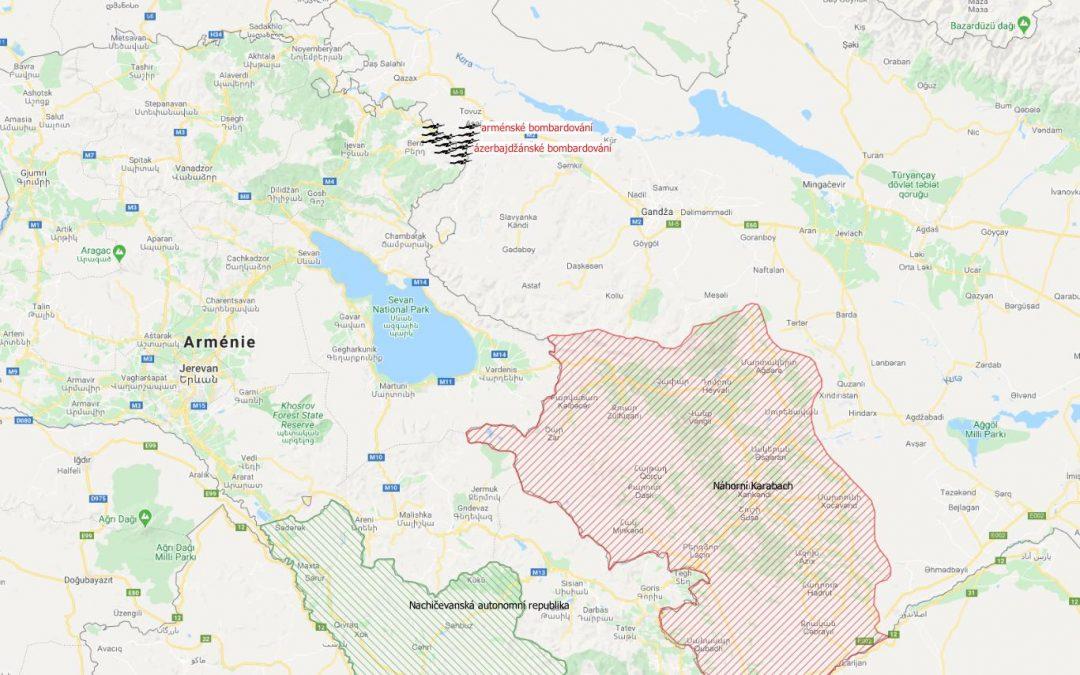 Boje na jižním Kavkaze ohrožují zájmy Turecka