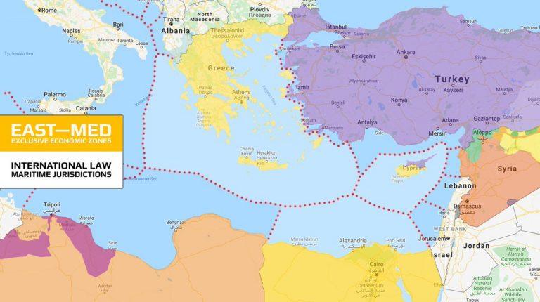 Řecko-turecký konflikt ve Středomoří