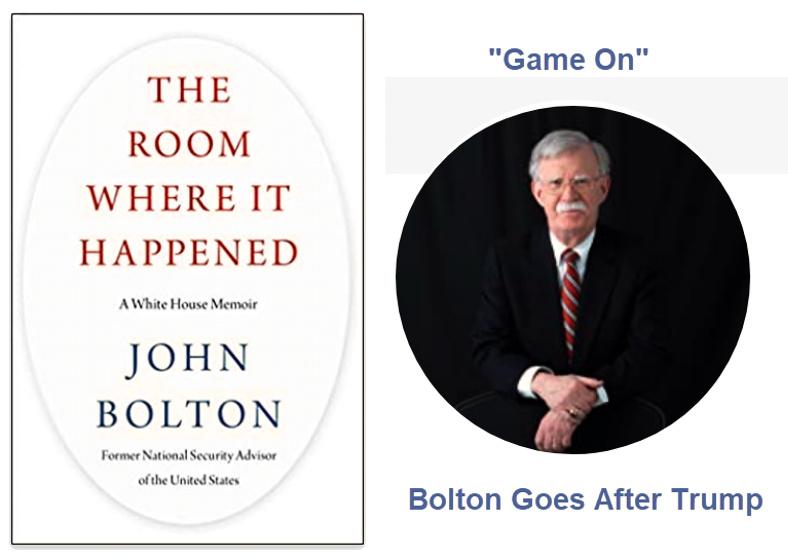 Čteme za vás: postřehy z nové knihy Johna Boltona