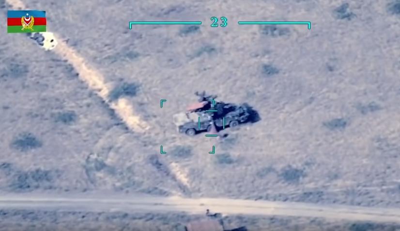 Náhorní Karabach – debakl ruských zbraní