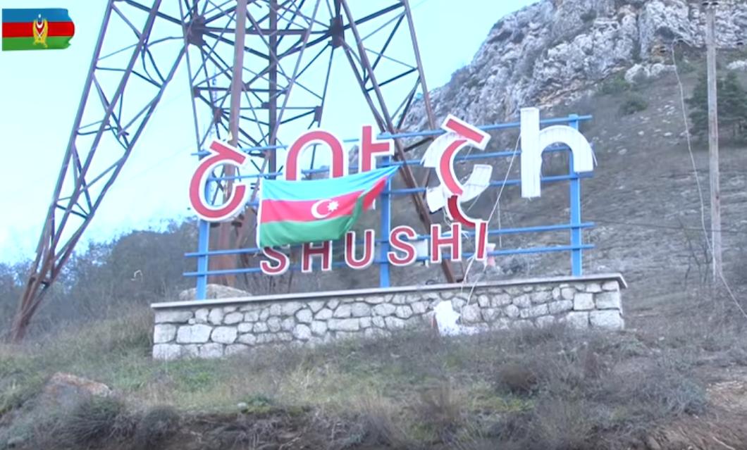 Arménie byla donucena podepsat kapitulaci a její armáda vyklidí Náhorní Karabach