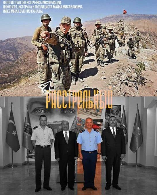 Ázerbájdžánským jednotkám veleli tři nejlepší Erdoganovi generálové