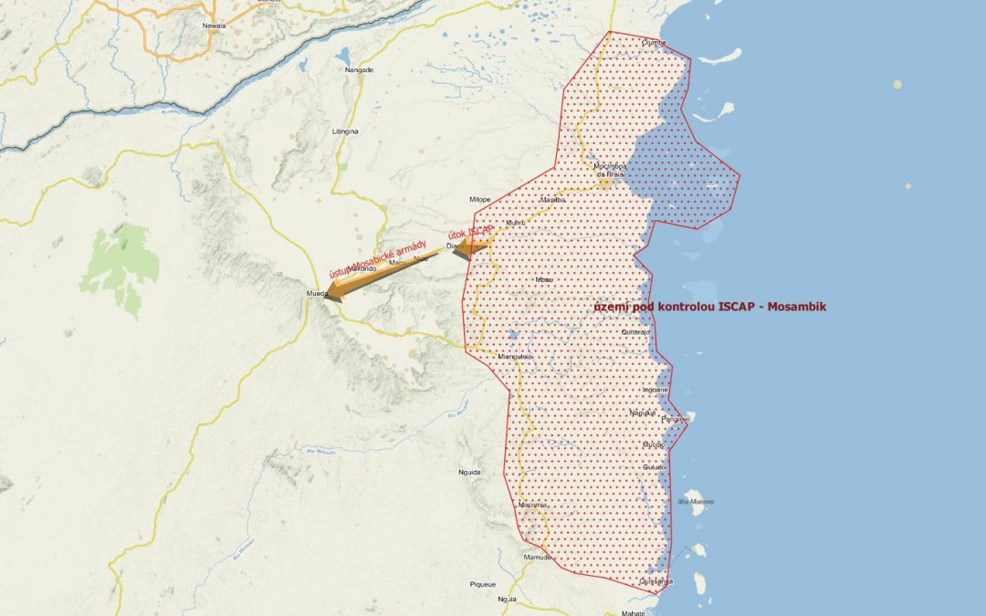 Postup ISCAP v Cabo Delgado