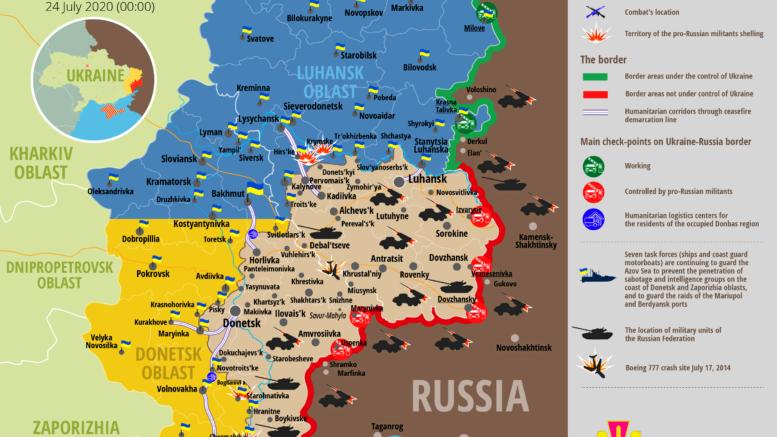 Možné scénáře nového konfliktu na Donbase