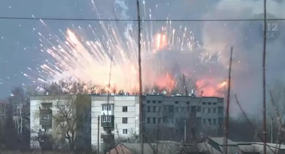 Výbuch ve Vrběticích může souviset s nedostatkem 152 mm granátů na Ukrajině