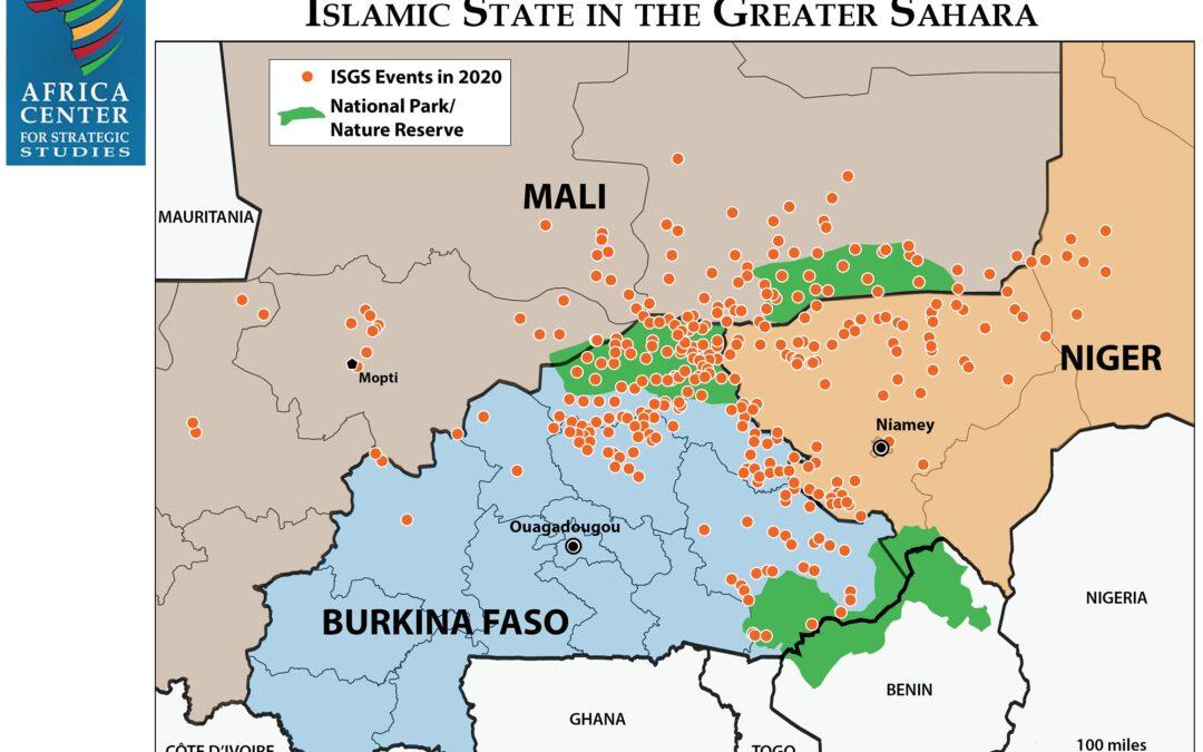 Islamistické militantní skupiny v Africe