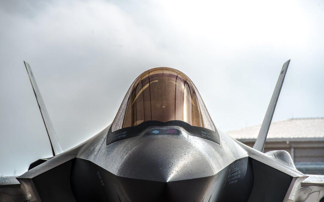 F-35 Lightning II program status – infografika