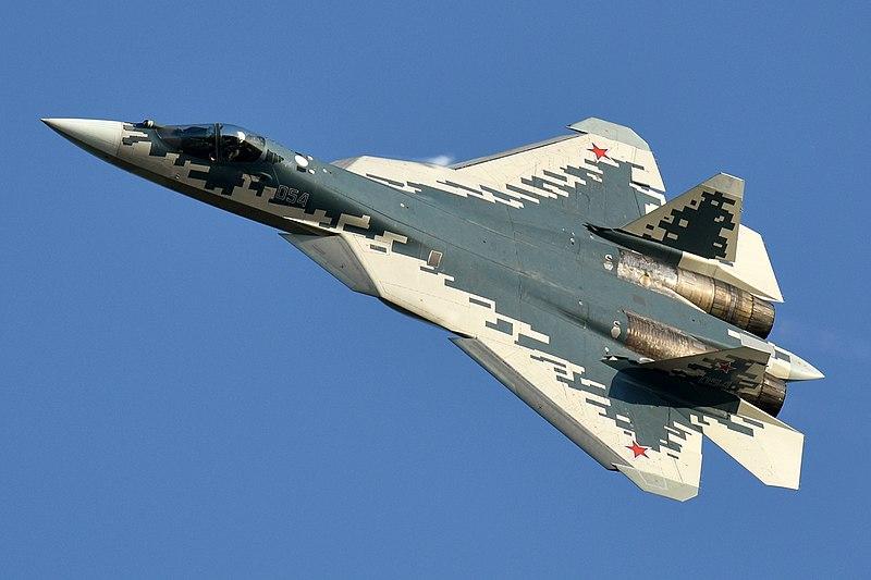 Zajímavé technické detaily SU-57